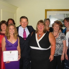 Trust awards-Spinal outpatiet department