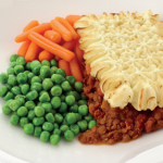 image of Lentil cottage pie